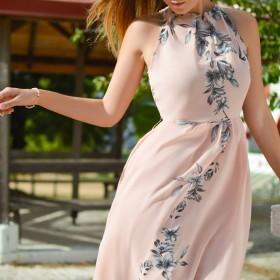 Ermeløse kjoler til dame