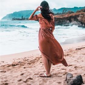 Strandkjoler til dame