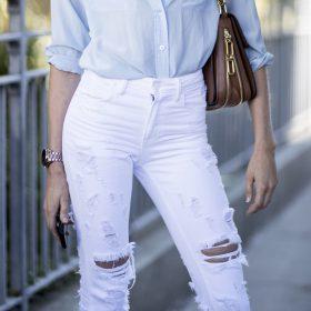 High Waist Jeans for Damer