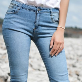 Stretch jeans for Damer