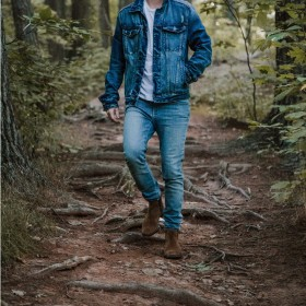Slim jeans til herre