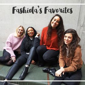Fashiolas Favoritter: Februar
