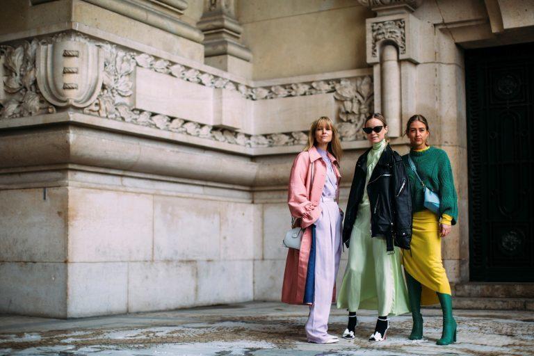 Från svenska kläder till skandinavisk stil