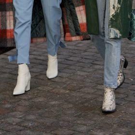 Ankelstøvler til Dame