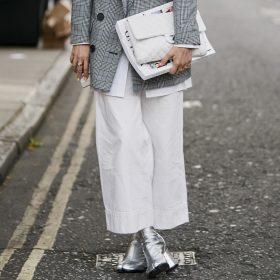 Wide Leg Jeans til Dame