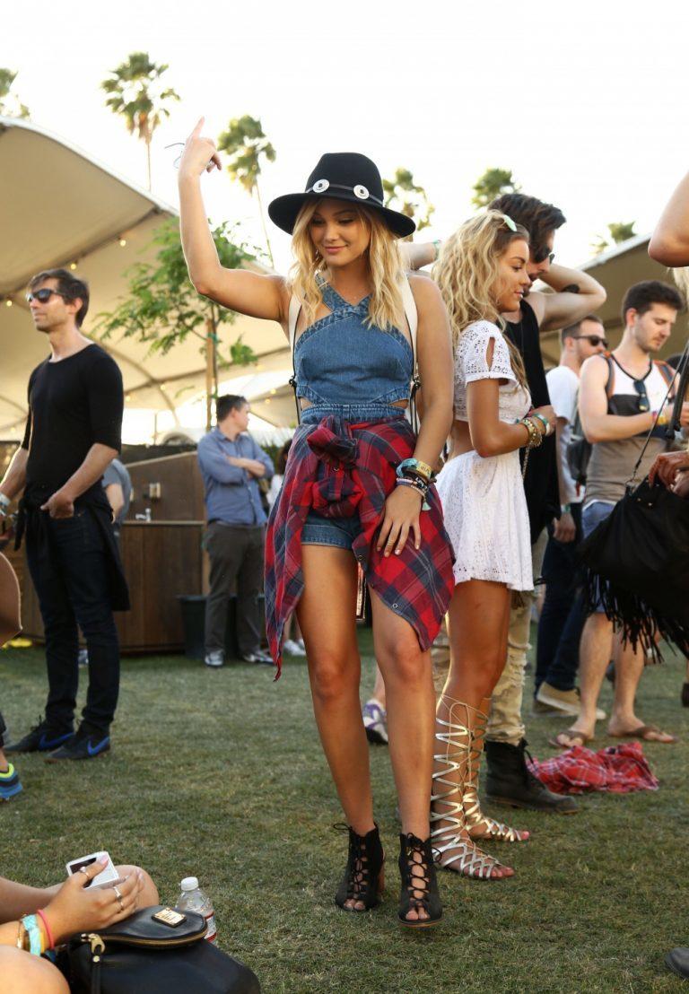 Her er de kuleste Coachella antrekkene!