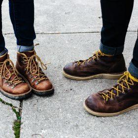Støvler til herre