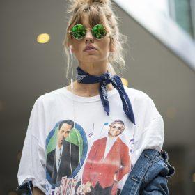 T-skjorter til dame