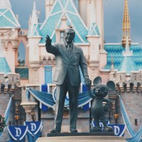 Ferie i Disney's magiske verden