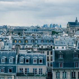 Opplev vinteren i Paris