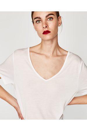 Zara Herre Kortermede - KORTERMET T-SKJORTE - Tilgjengelig i flere farger