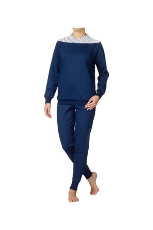 Calida Soft Cotton Pyjama 43100 * Fri Frakt