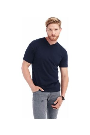 Classic V-Neck Men T-shirt * Fri Frakt