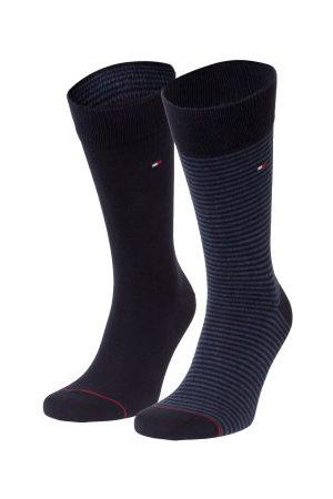 Tommy Hilfiger Men Sock Stripe 2-pakning * Fri Frakt *
