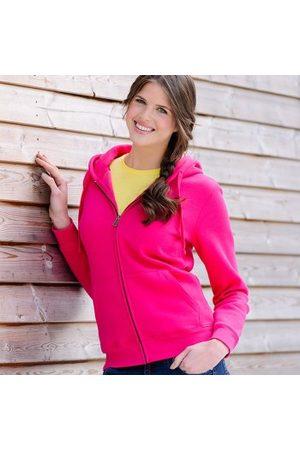Ladies Authentic Zipped Hood * Fri Frakt