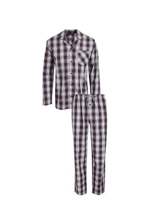 Jockey Long Pyjama Woven 3XL-6XL * Fri Frakt
