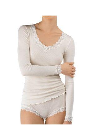 Calida Richesse Lace Long-sleeve Top * Fri Frakt