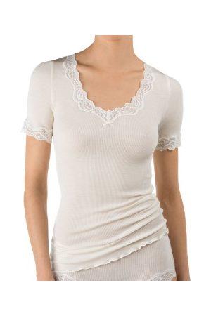 Calida Richesse Lace Short-sleeve Top * Fri Frakt