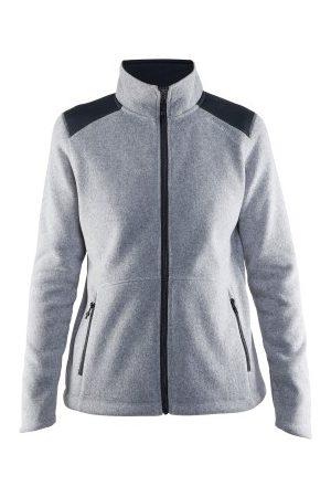 Craft Noble Zip Jacket Heavy Knit Fleece Women * Fri Frakt