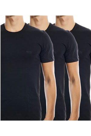 HUGO BOSS Classic Crew Neck T-shirt 3-pakning * Fri Frakt