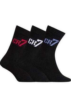 CR7 Cristiano Ronaldo Boys Socks 3-pakning * Fri Frakt *
