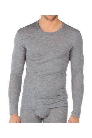 Calida Wool and Silk Shirt Long Sleeve * Fri Frakt