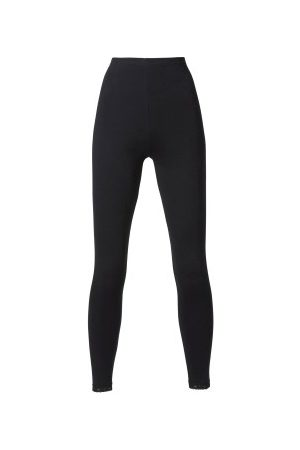 Trofé Trofe Leggings With Lace Trim * Fri Frakt