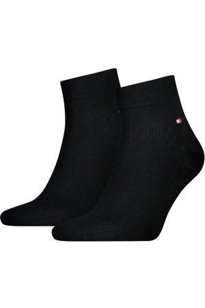 Tommy Hilfiger Men Quarter Sock 2-pakning * Fri Frakt