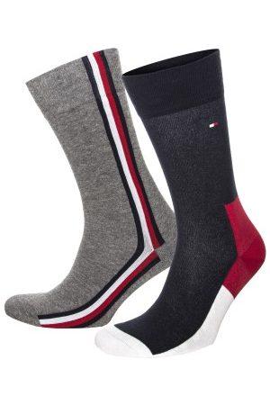 Tommy Hilfiger Legwear Herre Strømper & Sokker - Tommy Hilfiger Men Iconic Hidden Socks 2-pakning * Fri Frakt