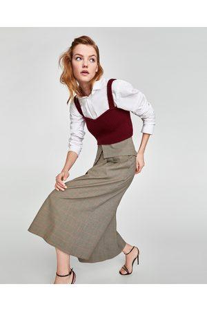 Zara Dame Culotte bukser - 07149053