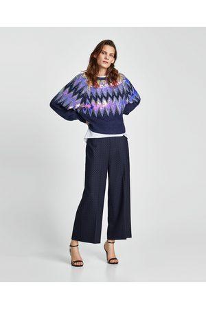 Zara Dame Culotte bukser - 07149306