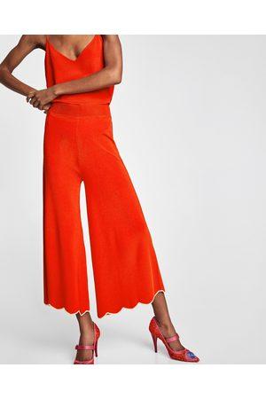 Zara Dame Culotte bukser - 09919001