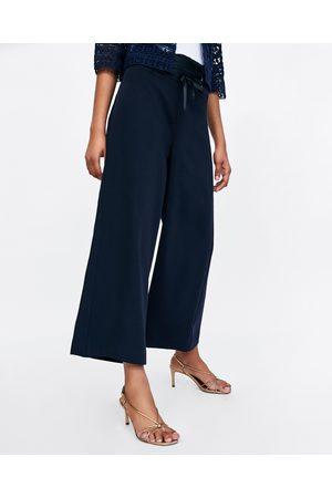 Zara Dame Culotte bukser - 07901044