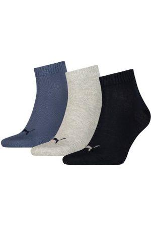 Puma Puma 3-pakning Quarter Socks * Fri Frakt *