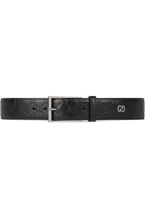 Gucci Herre Belter - Signature belt with GG detail