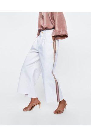 Zara Dame Culotte bukser - 05899080