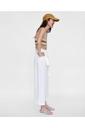Zara Dame Culotte bukser - 02819496