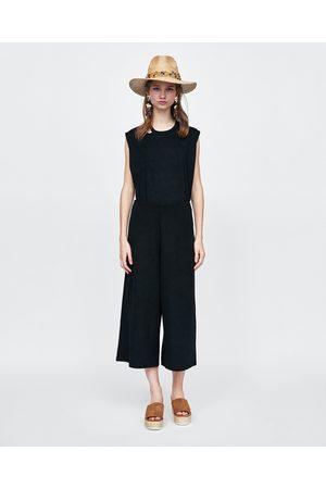 Zara Dame Culotte bukser - CULOTTEBUKSE I KREPP