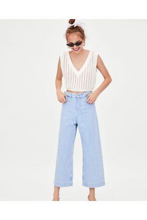Zara Dame Culotte bukser - 06688023