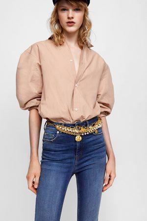 Zara Dame High waist - 06840085