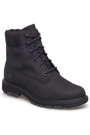 Timberland Lucia Way 6in Wp Boot Shoes Boots Ankle Boots Ankle Boots Flat Heel