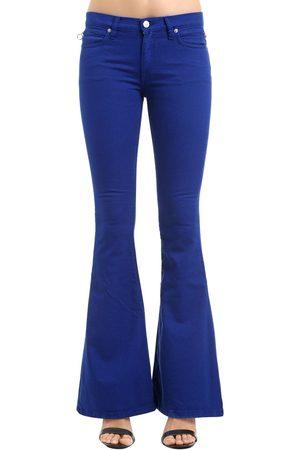 1017 ALYX 9SM Flared Cotton Denim Jeans