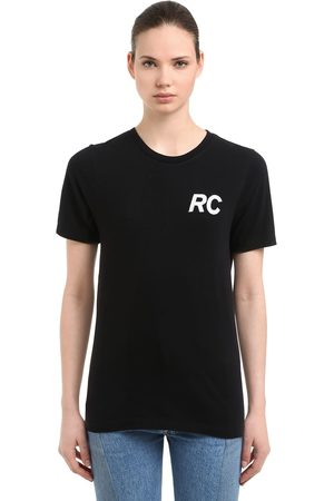 Resort Corps Embroidered & Printed Jersey T-shirt