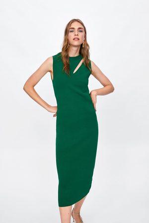 Zara Dame Strikkede kjoler - 06873114