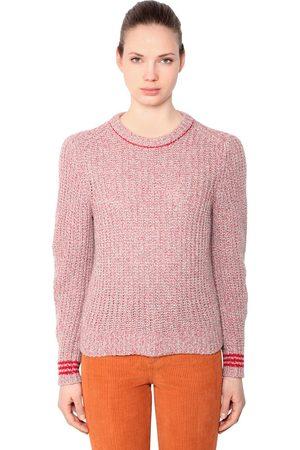 RAG&BONE Dame Strikkegensere - Merino Wool Knit Sweater