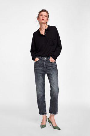 Zara Dame High waist - 06840246