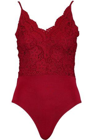 Boohoo Premium Lace Bodysuit
