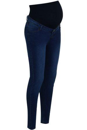 Boohoo Maternity Over The Bump Skinny Leg Jean
