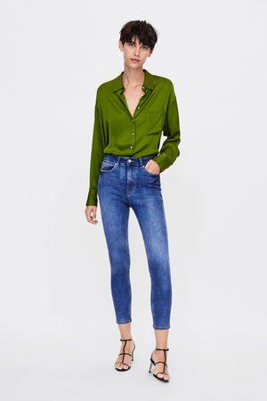 Zara Dame High waist - 01934042
