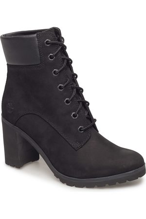 Timberland Dame Skoletter - Allington 6in Lace Up Shoes Boots Ankle Boots Ankle Boot - Heel